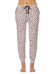KATE SPADE SOLID LOUNGE JOGGER PANT IN PASTEL SPOT