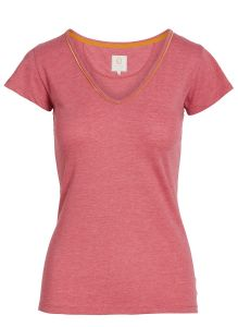 PIP STUDIO TOY S/S PAJAMA TOP IN MELEE PINK