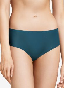 CHANTELLE SOFT STRETCH HIPSTER IN MYRTLE BLUE