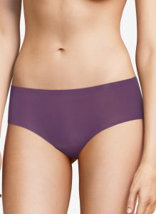 CHANTELLE SOFT STRETCH HIPSTER IN FIG