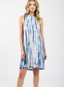 KOY RESORT BLUE BEACH SWIM TANK DRESS