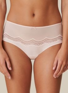 MARIE JO DOLORES BOYSHORT IN GLOSSY PINK