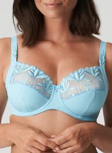 PRIMADONNA ORLANDO SIDE SLING WIRE BRA IN JELLY BLUE (C-D CUPS)
