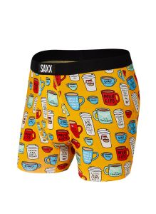 SAXX ULTRA BOXER BRIEF WITH FLY IN MUG LIFE