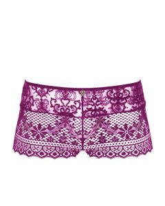 EMPREINTE CASSIOPEE SHORTY IN FUCHSIA