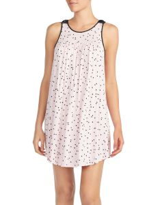 KATE SPADE SCATTERED DOT CHEMISE