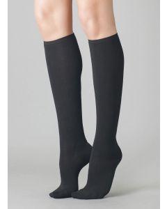 ILUX DI CASHMERE SOCKS IN BLACK