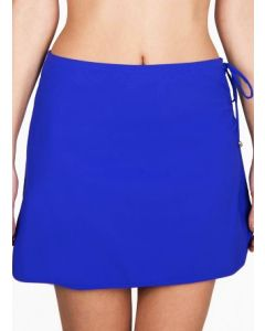 SHAN CLASSIQUE SWIM SKIRT IN ROYAL BLUE