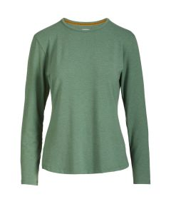 PIP STUDIO TOM L/S PAJAMA TOP IN GREEN