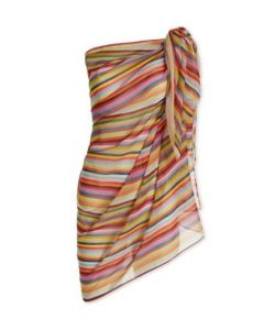PIP STUDIO ALICE SCARF IN RAINBOW