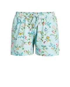 PIP STUDIO BOB PAJAMA SHORT IN LA MAJORELLE BLUE