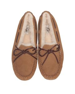 UGG DAKOTA SLIPPER IN CHESTNUT