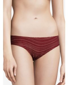 CHANTELLE SOFT STRETCH BIKINI IN RASPBERRY WAVE