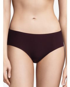 CHANTELLE SOFT STRETCH HIPSTER IN AUBERGINE