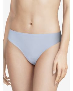 CHANTELLE SOFT STRETCH THONG IN GLACIER