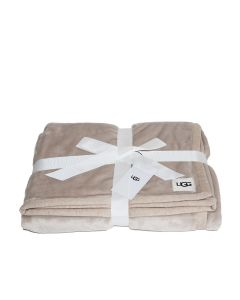 UGG DUFFIELD THROW II THROW IN OATMEAL