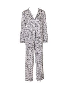 EBERJEY SLEEP CHIC PAJAMA SET IN FOXTAIL