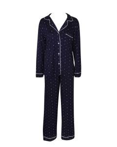 EBERJEY SLEEP CHIC PAJAMA SET IN STARS