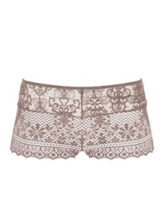 EMPREINTE CASSIOPEE SHORTY IN ROSE SAUVAGE