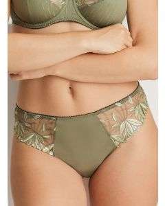 PRIMADONNA ORLANDO THONG IN SUMMER LEAF GREEN