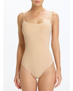 COMMANDO CLASSIC THONG BODYSUIT IN NUDE