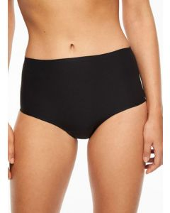 CHANTELLE SOFT STRETCH FULL BRIEF IN BLACK