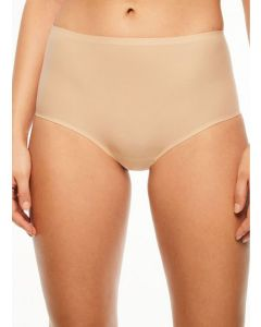 CHANTELLE SOFT STRETCH FULL BRIEF IN NUDE