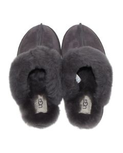 UGG SCUFFETTE II SLIPPER IN NIGHTFALL GREY