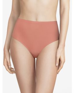 CHANTELLE SOFT STRETCH RETRO THONG IN CANYON