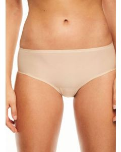 CHANTELLE SOFT STRETCH HIPSTER IN BEIGE
