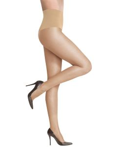 COMMANDO KEEPER SHEER TIGHTS IN NUDE