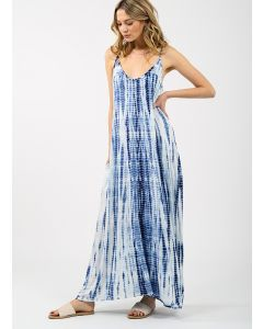 KOY RESORT BLUE BEACH SWIM MAXI DRESS