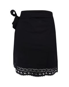 LISE CHARMEL AJOURAGE COUTURE SHORT PAREO SKIRT