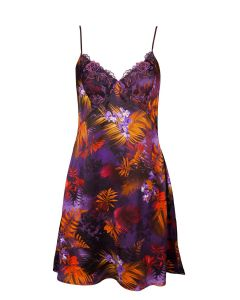 LISE CHARMEL FORET LUMIERE CHEMISE IN PURPLE