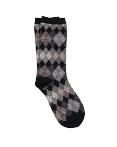 ILUX MERYL CASHMERE SOCKS IN BLACK