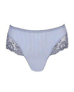 PRIMADONNA NYSSA LUXURY THONG IN INDIGO