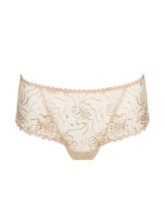 MARIE JO JANE LUXURY THONG IN DUNE