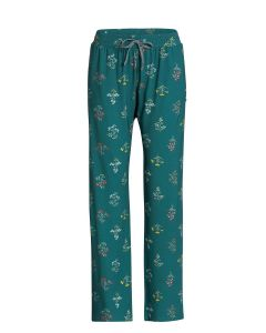 PIP STUDIO BABBET PAJAMA PANT IN FOREST GREEN