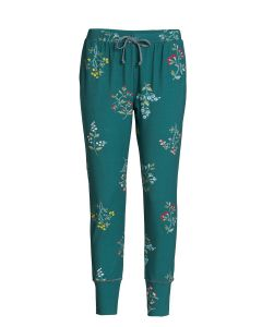 PIP STUDIO BOBIEN CUFFED PAJAMA PANT IN FOREST GREEN
