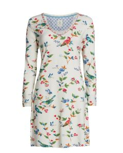 PIP STUDIO DANA SLEEPSHIRT IN OFF WHITE