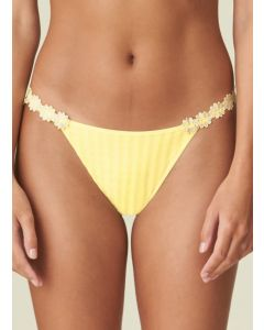 MARIE JO DAISY (AVERO) STRING BIKINI IN PINEAPPLE