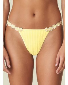 MARIE JO DAISY (AVERO)  STRING THONG IN PINEAPPLE