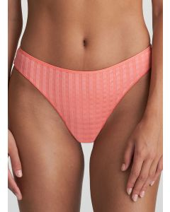 MARIE JO DAISY (AVERO) THONG IN PEACH