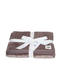 UGG DUFFIELD THROW II THROW IN STORMY GREY