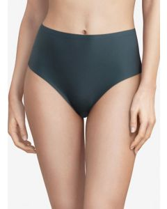 CHANTELLE SOFT STRETCH RETRO THONG IN ABYSSE
