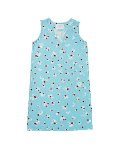 CAT'S PAJAMAS SKYE SLEEVELESS NIGHTSHIRT