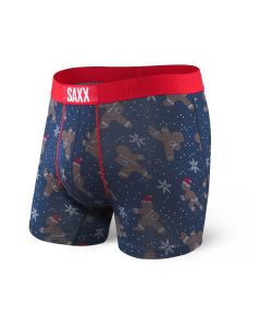 SAXX VIBE BOXER BRIEF IN GINGERBREAD