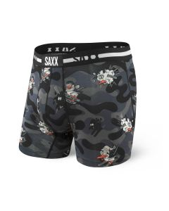 SAXX VIBE BOXER BRIEF IN SKIING DUCK