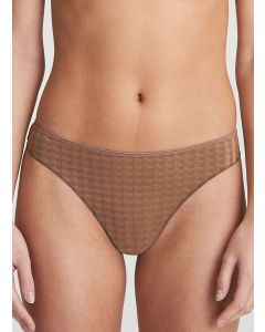 MARIE JO DAISY (AVERO) THONG IN BRONZE