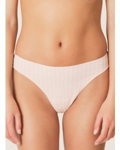 MARIE JO DAISY (AVERO) THONG IN PEARLY PINK